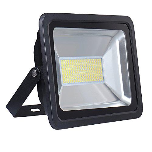 5x un projecteur smd led 150w 220v ip65 usage en int rieur et ext rieur blanc chaud 3000 3300k. Black Bedroom Furniture Sets. Home Design Ideas
