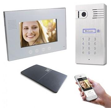 4-Fil-Interphone-portier-vido-7-Moniteur-WiFi-Interface-0